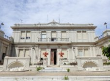 "The ""Istituto Talassografico"" where the IRBIM Messina is"