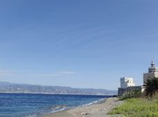View from the IRBIM in Messina